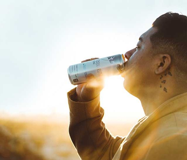 Energy Drinks: Bad for the Teeth