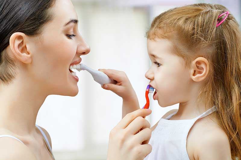 How to Brush Teeth Properly
