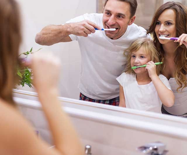 Most Common Tooth Brushing Mistakes